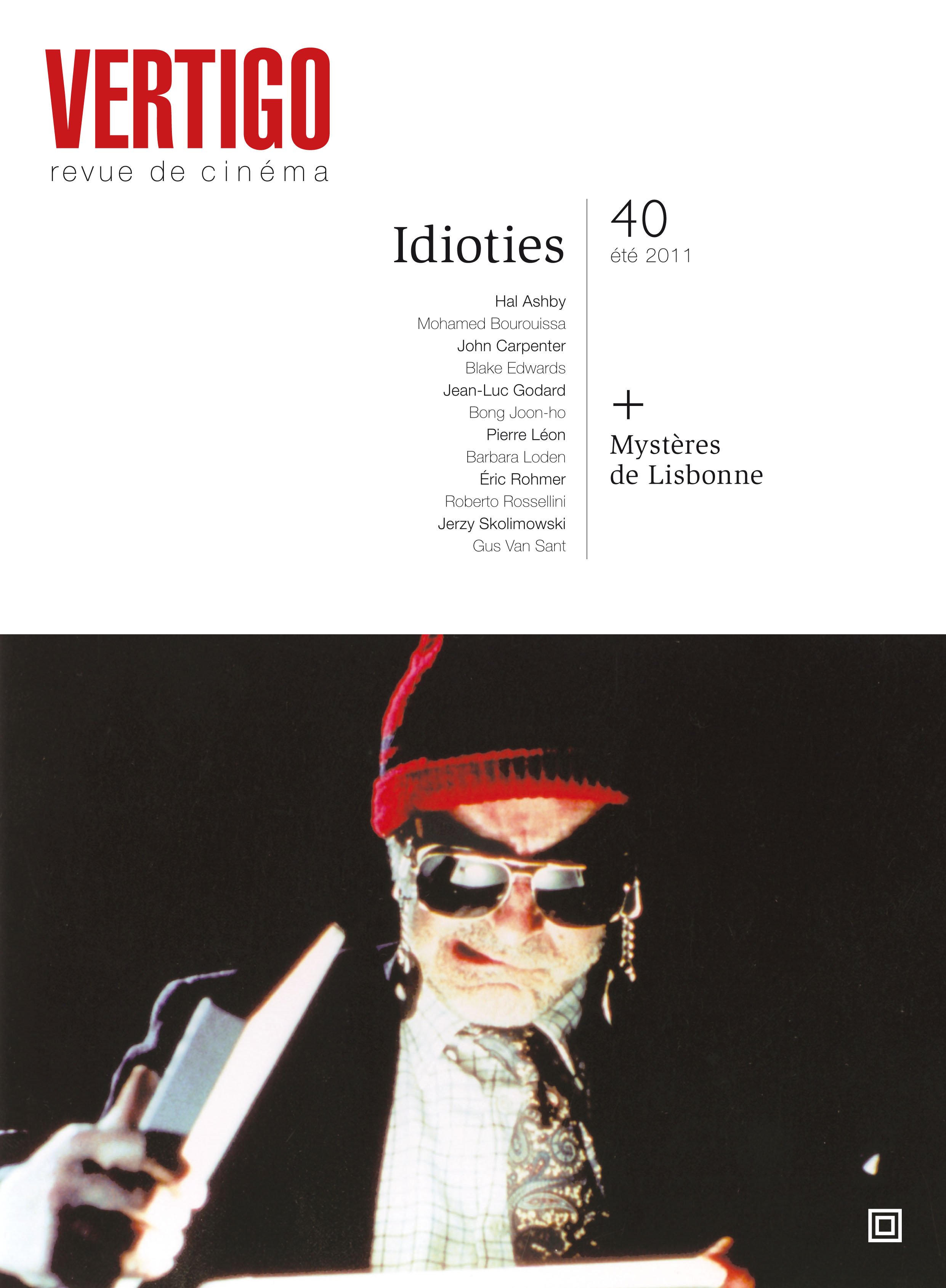 couverture de IDIOTIES