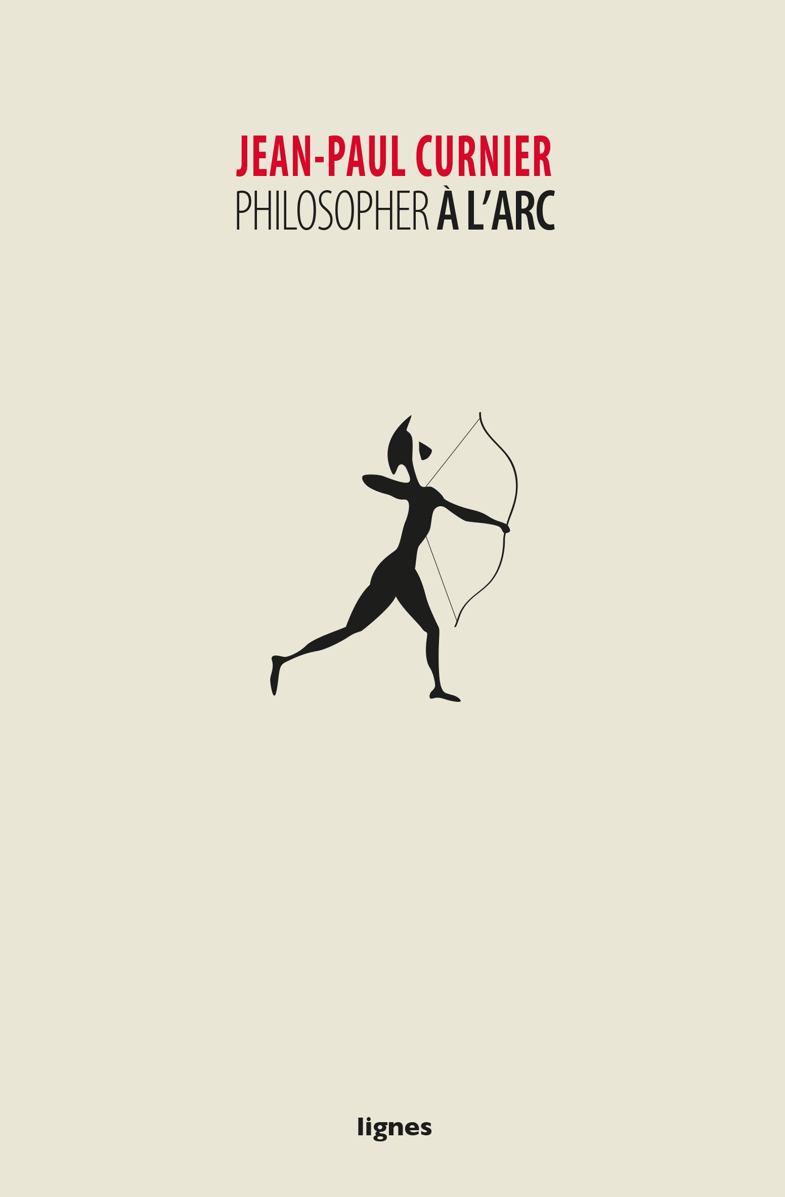 couverture de PHILOSOPHER À L'ARC